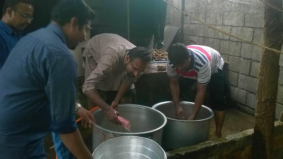 Fish Pickle Preparation 2015