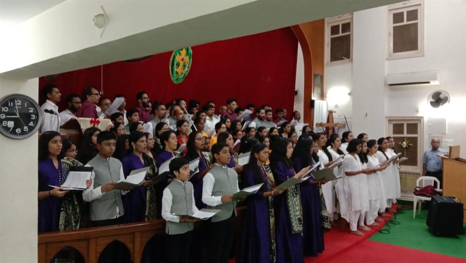 All Participants Choir