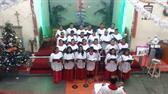 Athyunnathan suthan immanuel jubilee malayalam church choir xmas carols 2015
